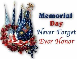 Memorial Day Heading